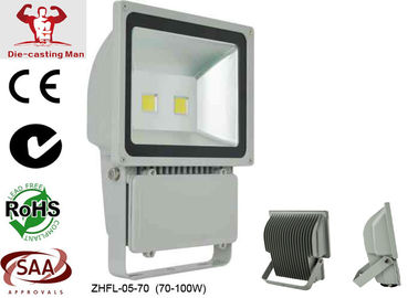 High Power Outdoor Led Flood Lights 70W - 100W Energy Saving and High Brightness